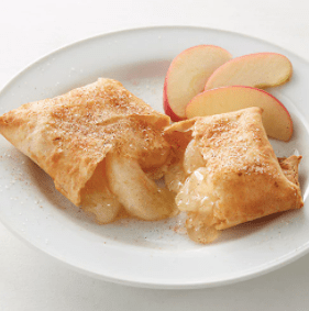 air fryer apple pie recipe