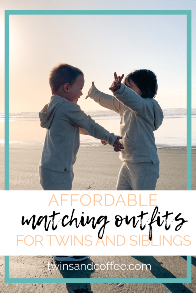 affordable matching outfits for twins