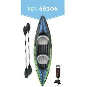 Venta kayak 2 plazas con remos