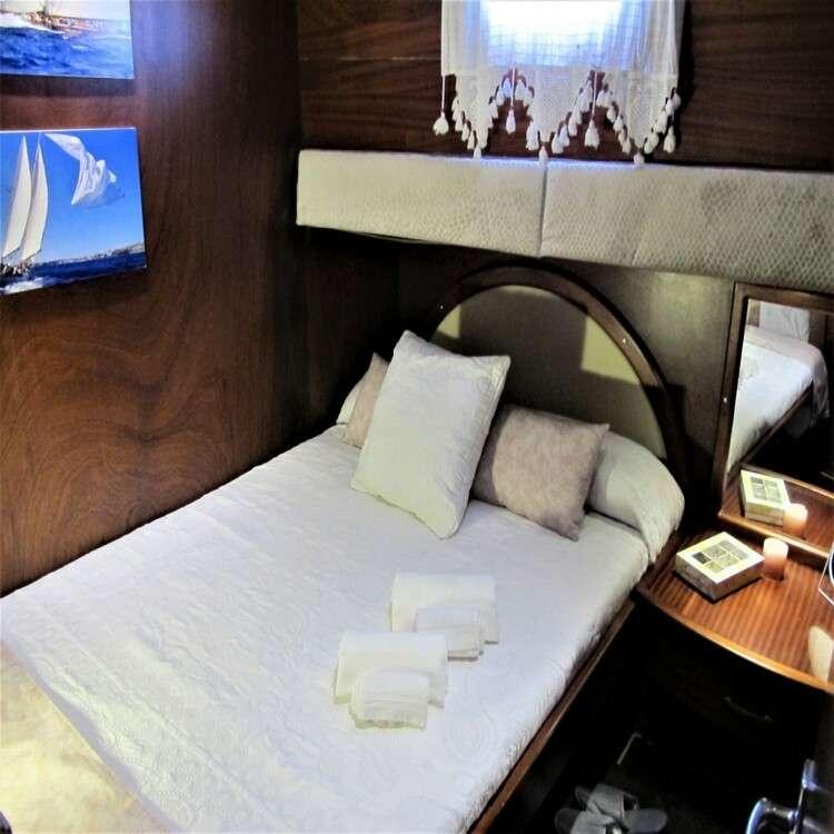 Habitación 3 del velero