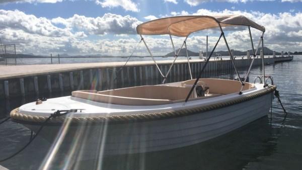 Iguanaboats.com alquiler barco en ciutadella de menorca