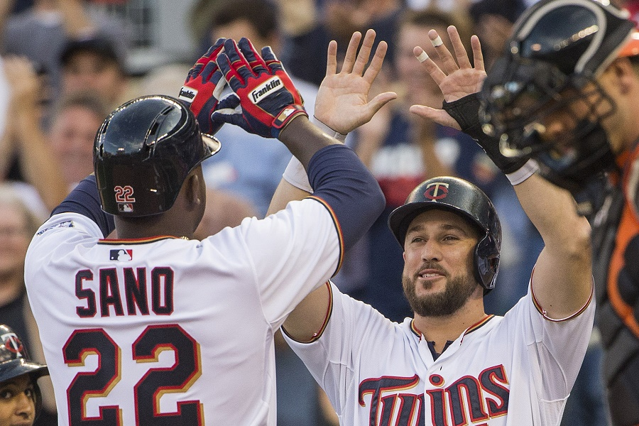 Image result for twins players