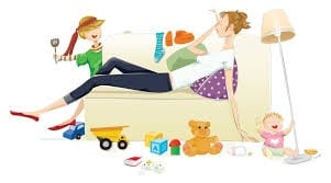 7 Misconceptions of Stay-At-Home Parents