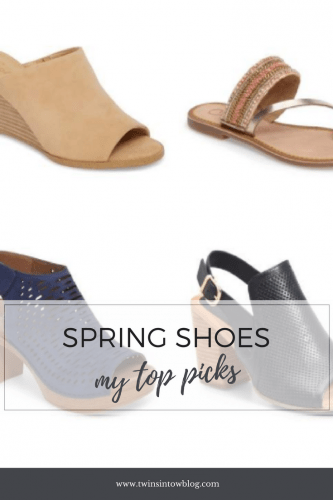 Spring Shoes: My Top Picks From Nordstrom