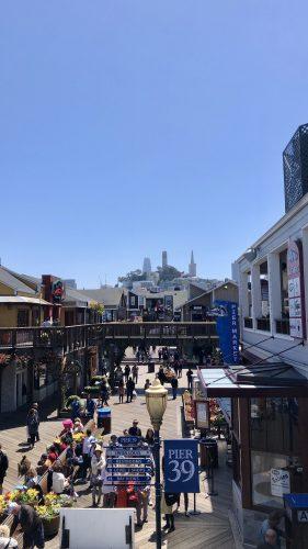 Tourist Trap Pier 39