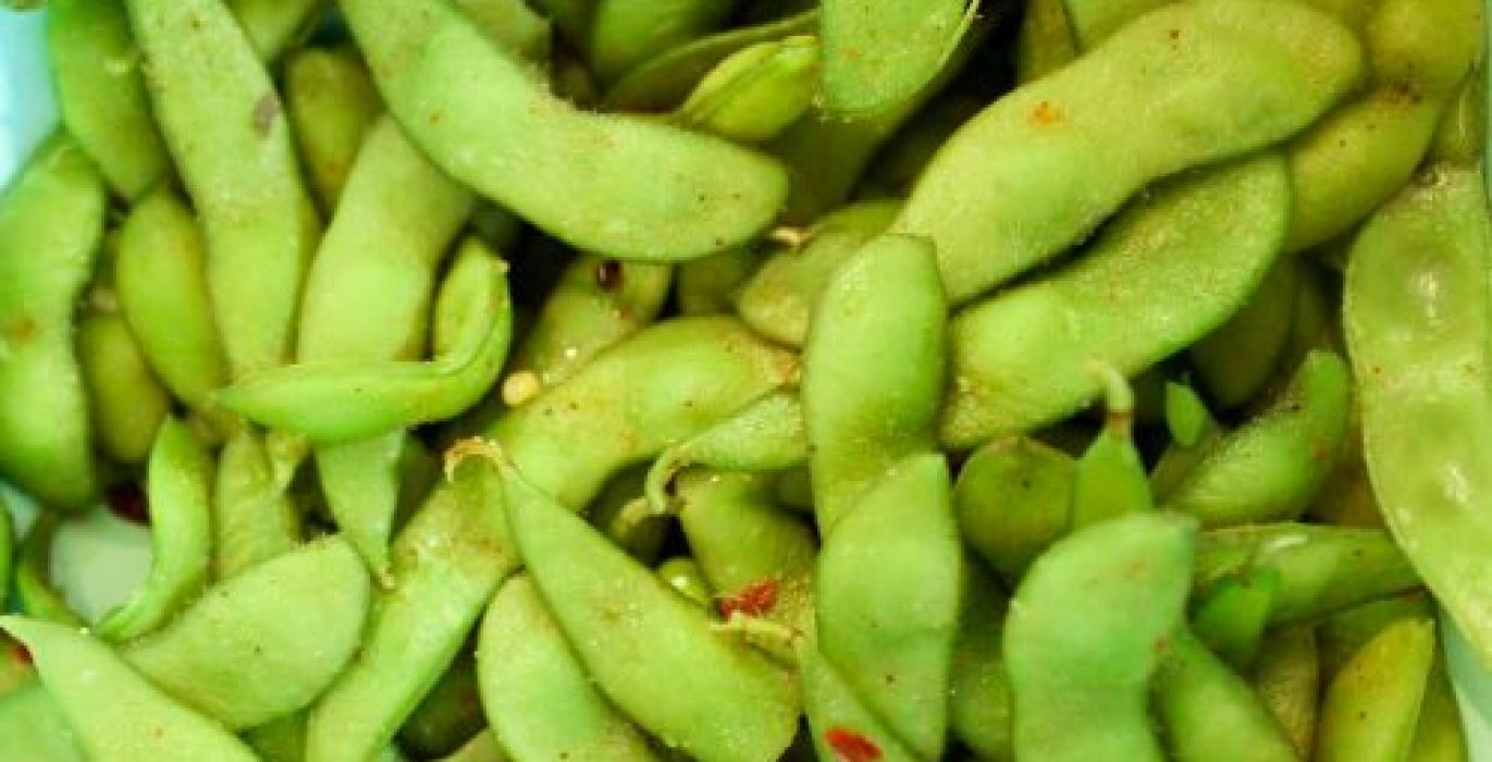 Quick-and-Easy Spiced Edamame Recipe