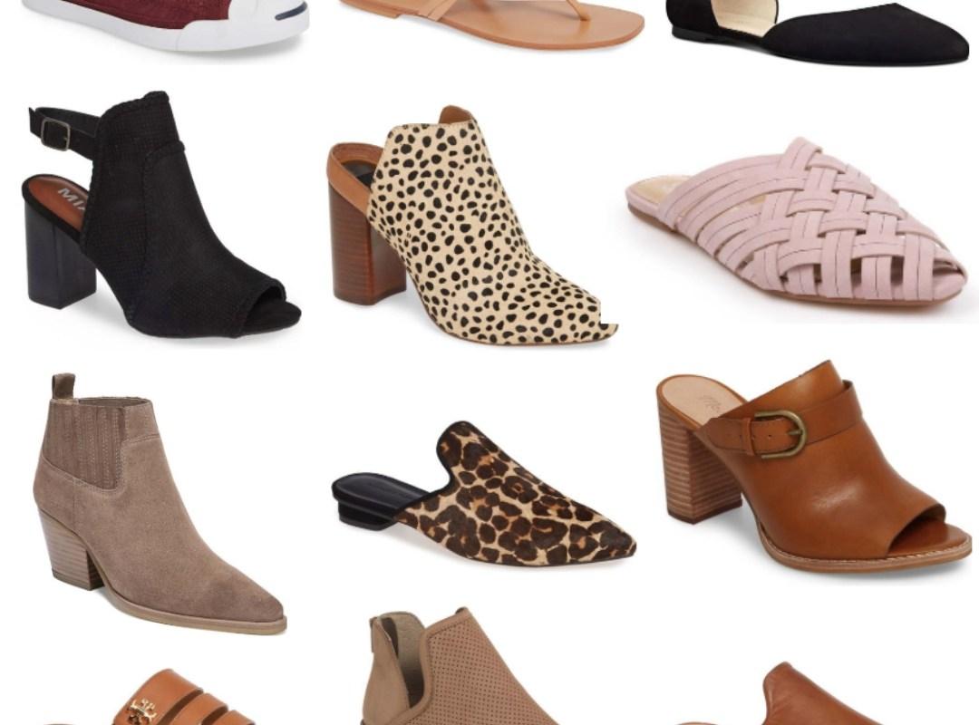 nordstrom shoe sale