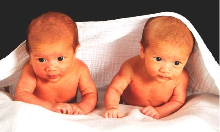 Who's Who? Foolproof strategies for telling identical twins apart