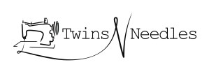 Twins N Needles Logo