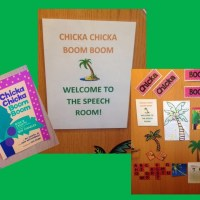 A Walk Through of Our Chicka Chicka Boom Boom Alphabet Themed Therapy Sessions