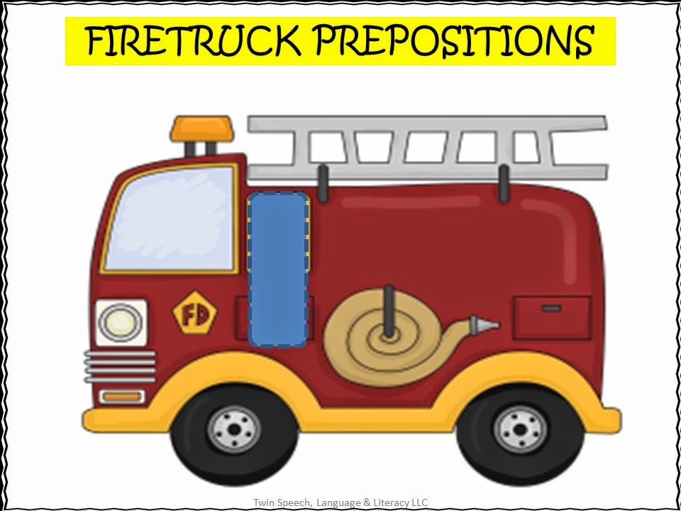 Functional & Fun Fire Station Themed Therapy