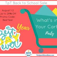 Best School Year Ever Linky Party