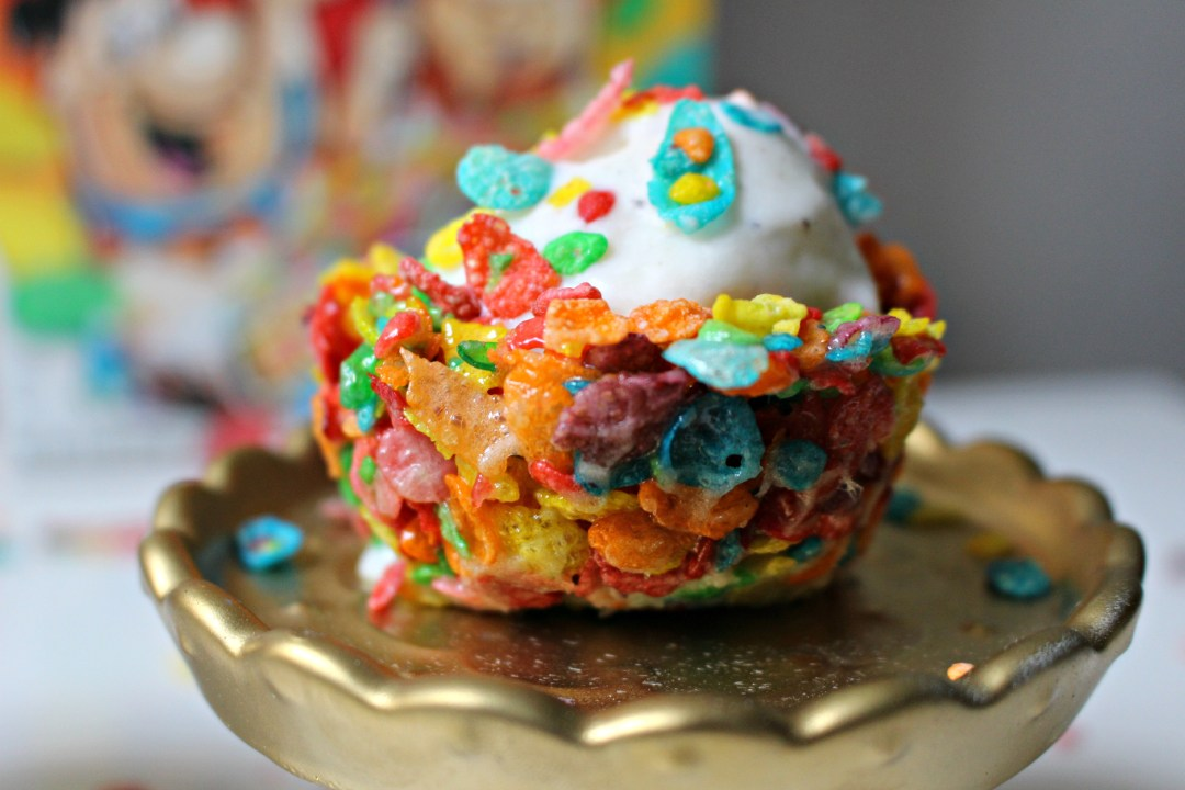 Fruity Pebble Bowls by Twinspiration