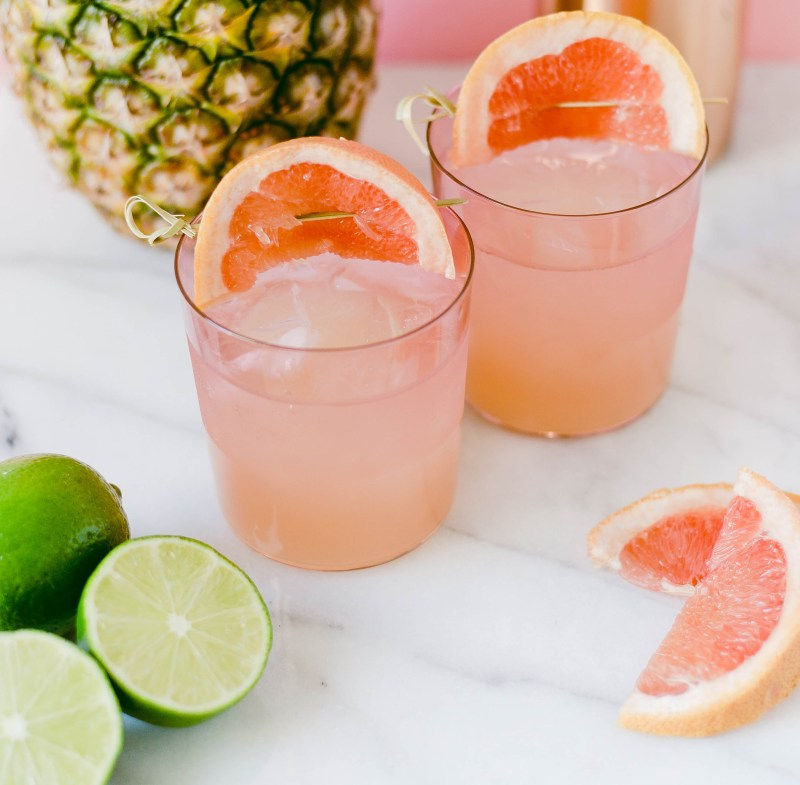 Pineapple Paloma | Twinspiration