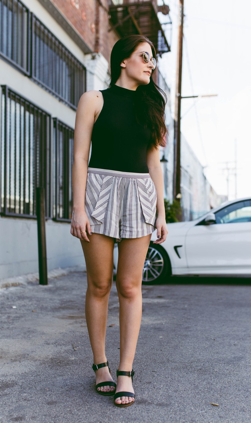 Go-To Summer Shorts | Twinspiration
