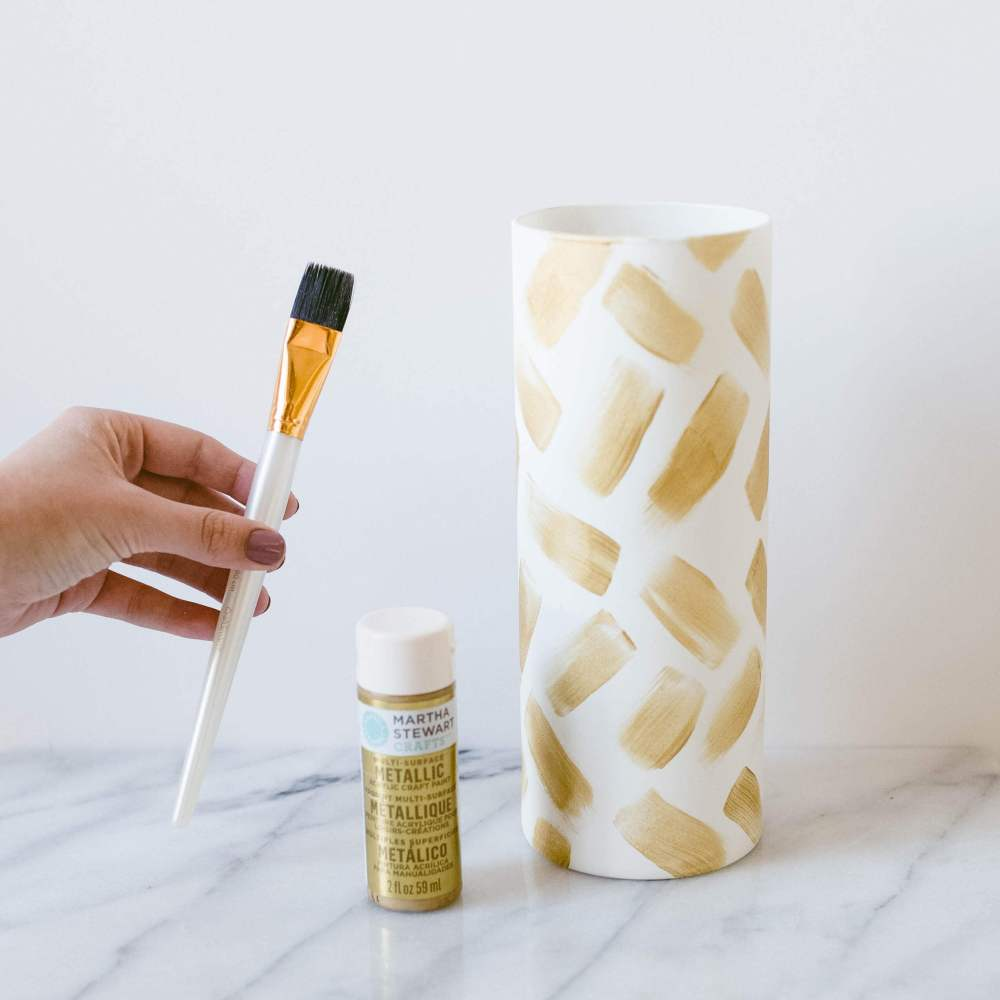 DIY Faux Ceramic Vases | Twinspiration