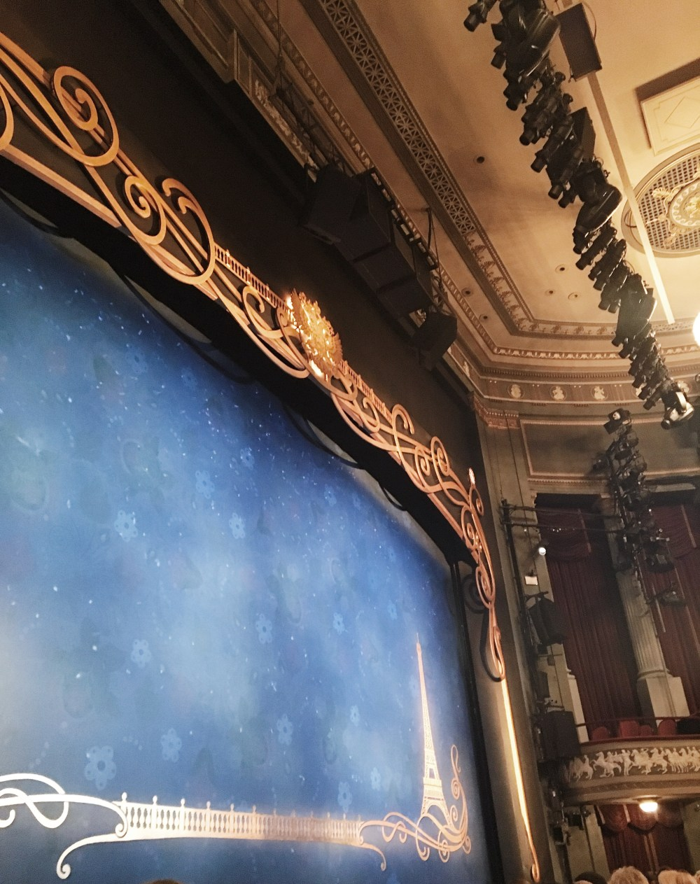 NYC Trip Recap | October 2017 - Anastasia On Broadway