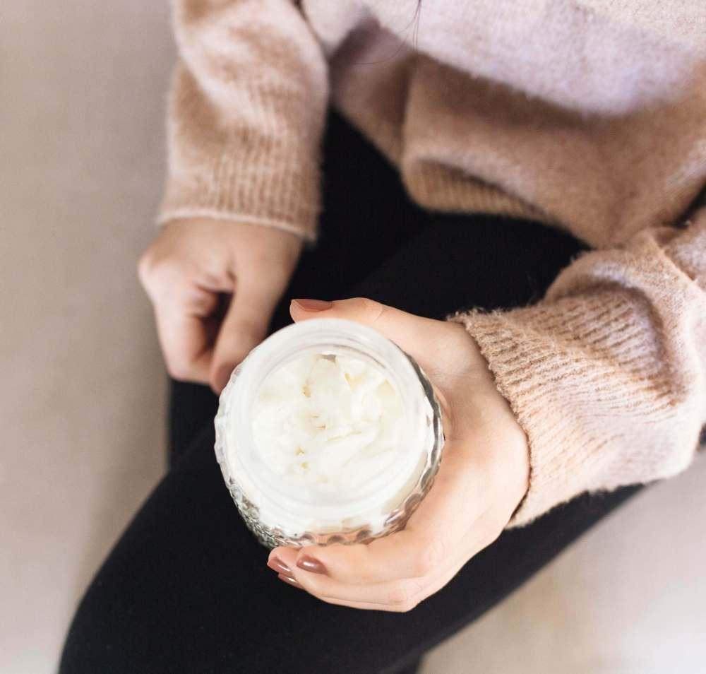 DIY Simple Body Butter | Twinspiration