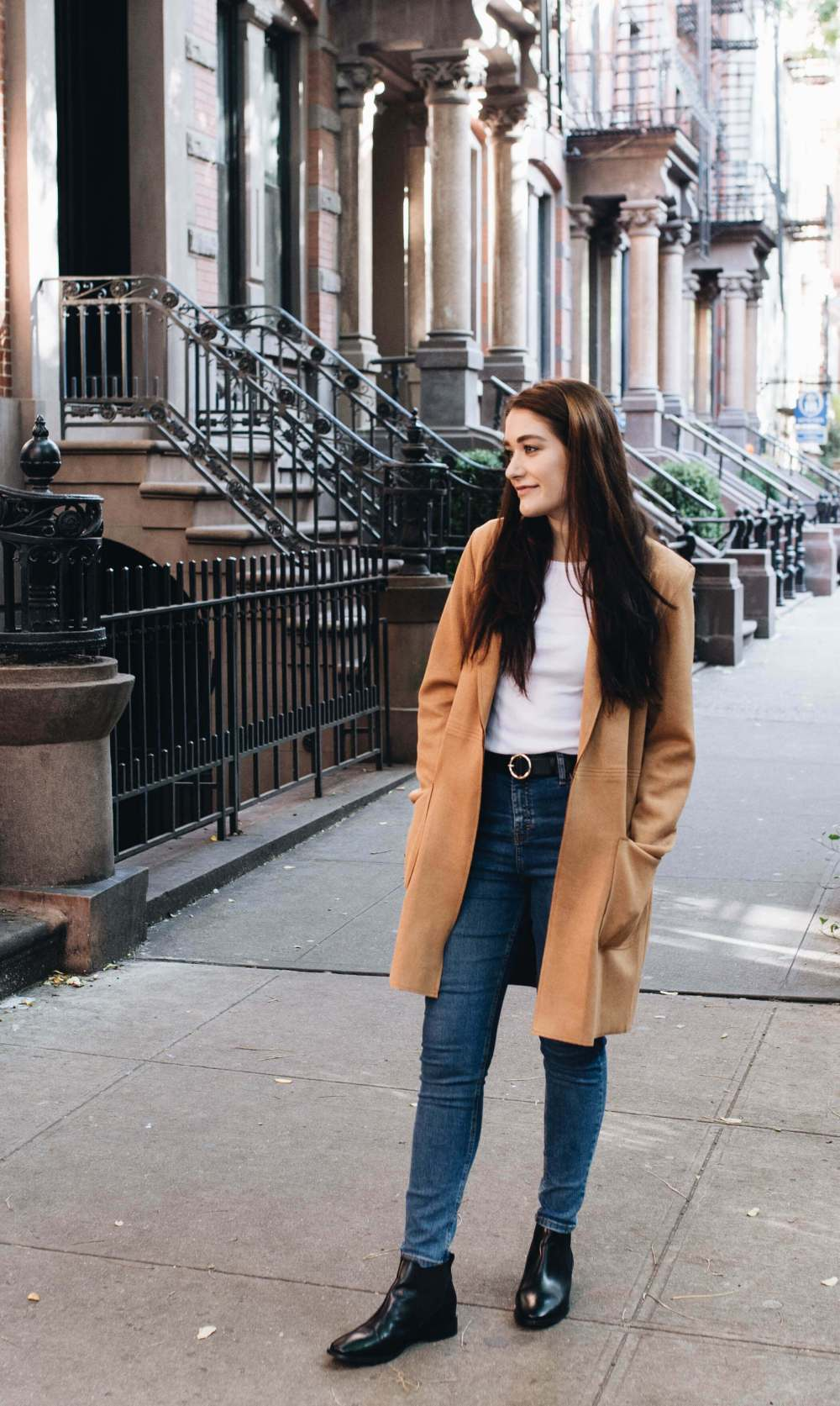 On Trend: Camel Coats | Twinspiration