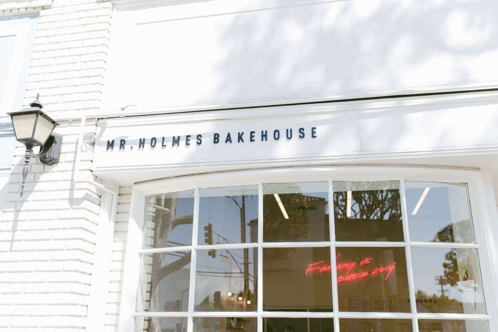 Sweet Eats: Mr.Holmes Bakehouse | Twinspiration
