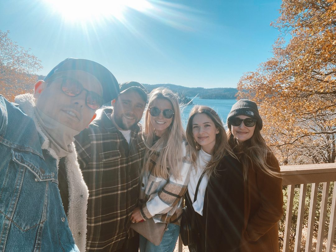 Thanksgiving Vlog 2020: Our Weekend in the Mountains | Twinspiration