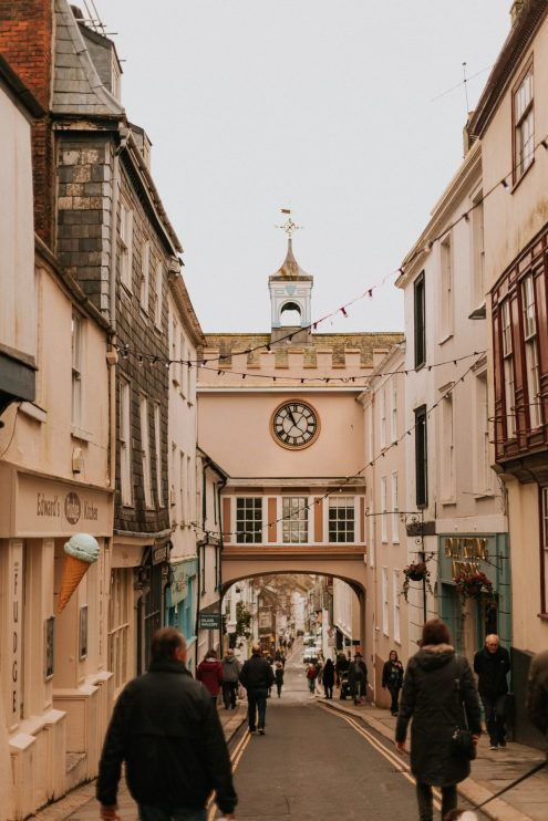 A guide to a weekend in Totnes, Devon, England's hippy town