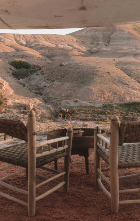desert stay Morocco