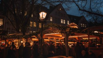 Tannenbaum Aachen.Monschau Christmas Market Everything You Need To Know For The