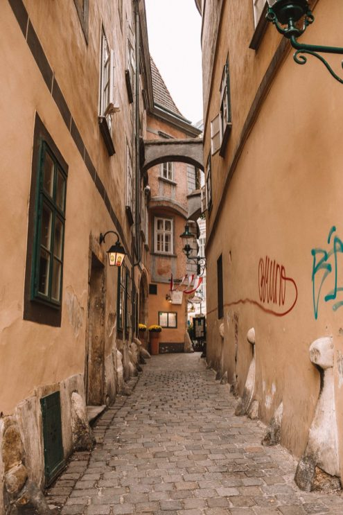 The prettiest spots in Vienna