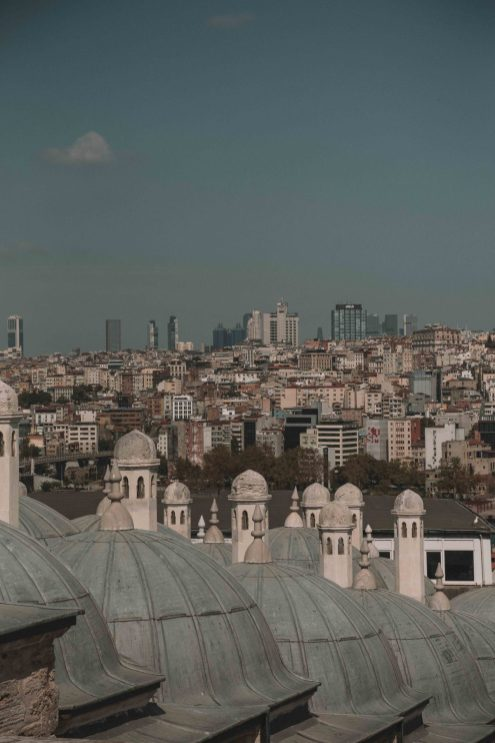Three Days in Istanbul
