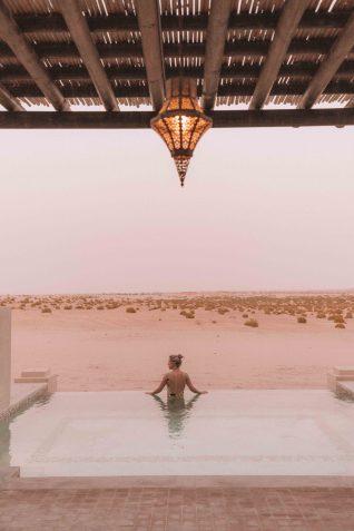desert hotels abu dhabi