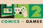 COMIC VS GAMES 2 – AMAZING ART BY AMAZING ILLUSTRATORS
