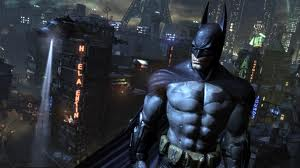 The Arkham games look stunning and are amazing to play.
