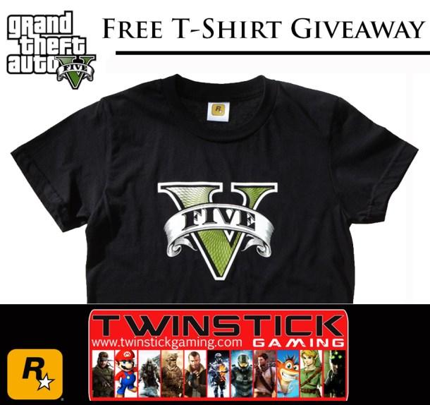 GTA giveaway