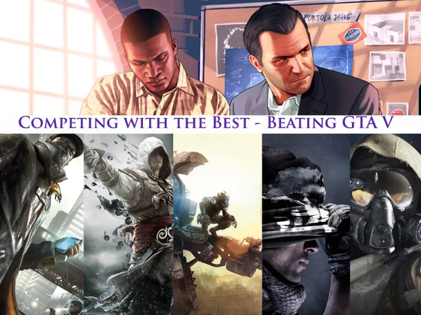 Beating GTA V