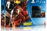 PS4: INFAMOUS SECOND SON BUNDLE LEAKED