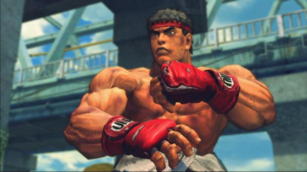 Capcom charged ludicrous amounts to remove Ryu's shirt.