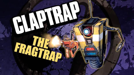 claptrap borderlands