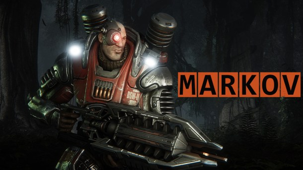Evolve-Markov-name