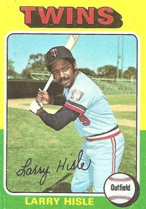 Hisle, Larry 2