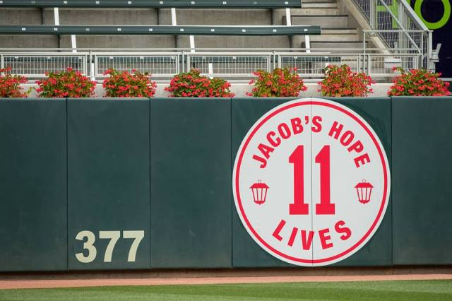 Twins newest outfield wall sign is up and will remain there for the rest of the season as of 9/9/2016.