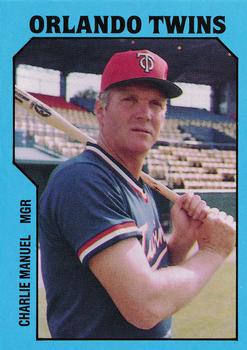Twins Players From Long Ago Charlie Manuel Twinstriviacom