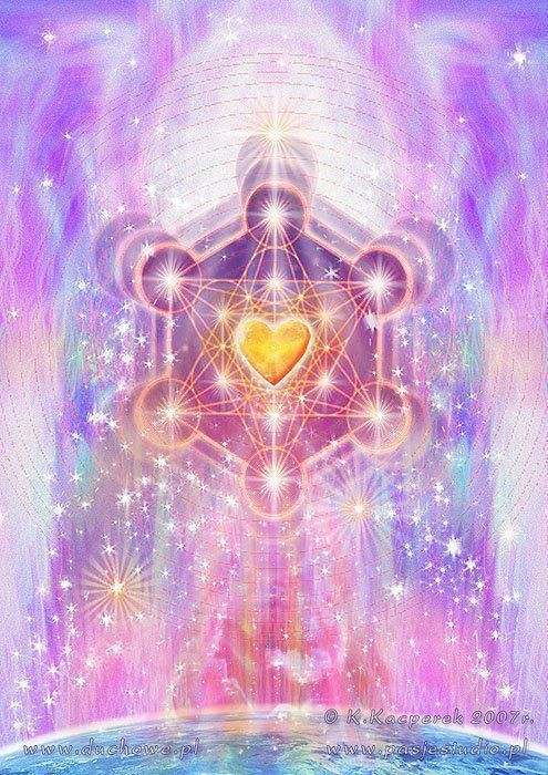 A Message from Metatron on Co-Creating Your Reality -