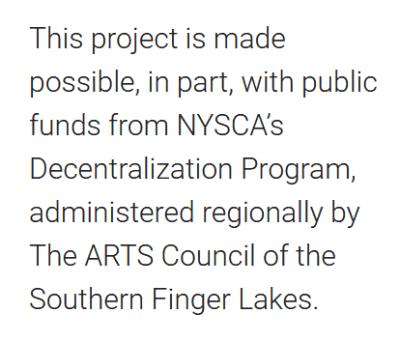 Community Arts Grant