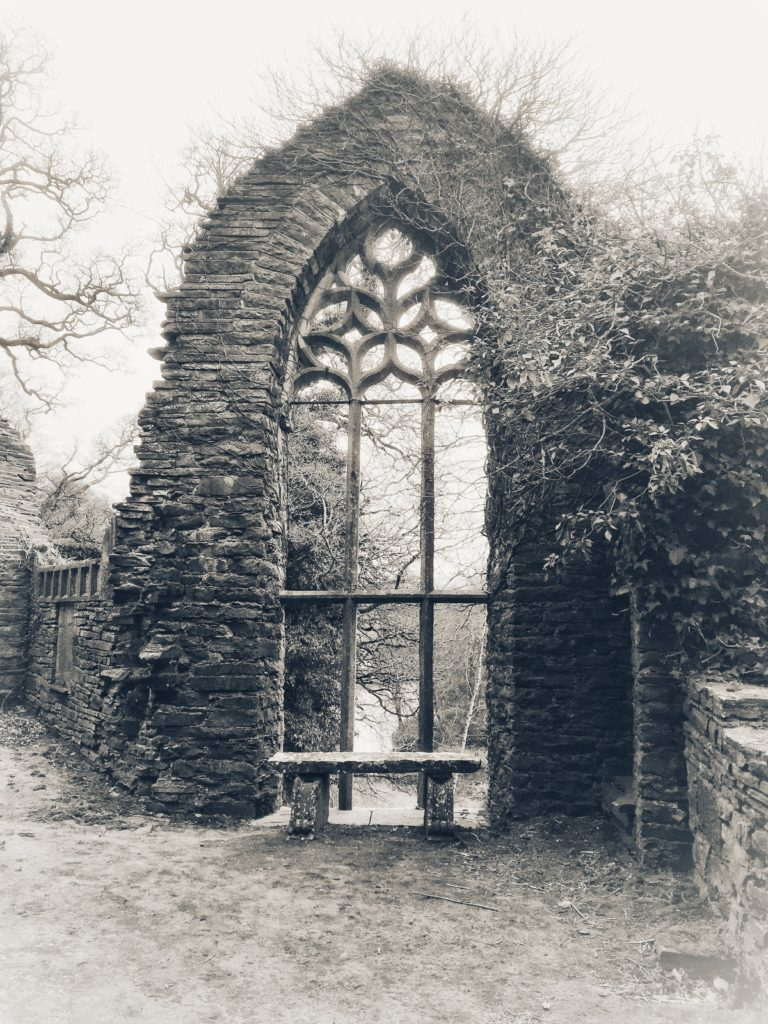 Gothic Ruin @ Heywood, Ballinakill