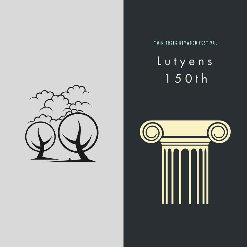 Edwin Lutyens 150th Birthday