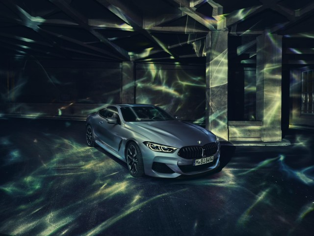 BMW M850i xDrive Coupé First Edition is a rare breed