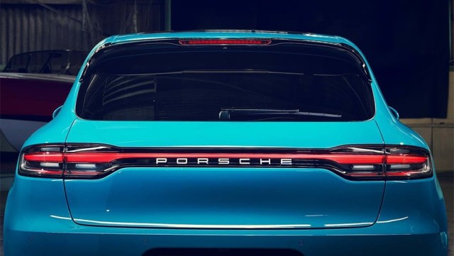 Porsche Macan 2021: next SUV to be fully electric
