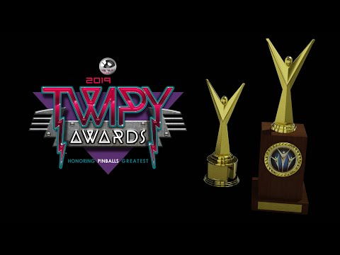 3rd Annual TWIPY Awards