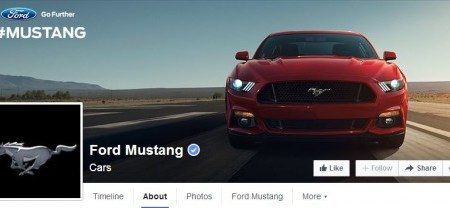 Ford Mustang Cover Photo